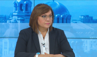 Корнелия Нинова: В разговора с останалите партии всеки може да предложи министри и премиер
