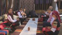 Откриха международния фестивал на народната носия в Жеравна
