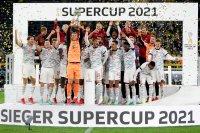 Байерн Мюнхен триумфира със Суперкупата на Германия