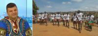 Как един българин учи деца в Африка на български песни и танци