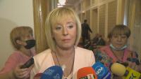 Мая Манолова: Ние сме категорични, че трябва да се положат усилия за избори 2 в 1 с машини