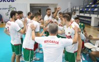 Мъжкият волейболен тим завърши с драматична победа в Украйна