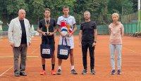 Симеон Терзиев и Джулия Терзийска – шампиони от Държавното по тенис