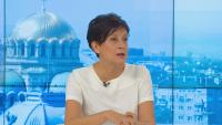 Антоанета Цонева, ДБ: Изборите е най-добре да бъдат 2 в 1, евентуално в средата на ноември