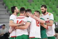 България с Цветан Соколов на ЕвроВолей 2021