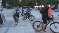 Започна най-дългият велопоход у нас