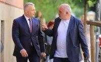 Хаджигенов и Бабикян не изключват преговори с други формации за изборите