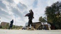 Ракетен обстрел на летището в Кабул