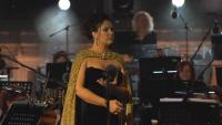 """Соня Йончева и Пласидо Доминго излизат на сцената пред """"Св. Александър Невски"""""""