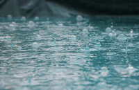 Силна буря се изви над столицата (ВИДЕО)