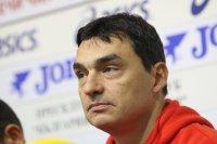 Волейболистът Владо Николов: Надявам се на пределна мобилизация за финала