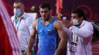 Айк Мнацаканян донесе на България второ злато от турнира по борба в Букурещ