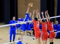 Волейболното първенство стартира на 22 октомври