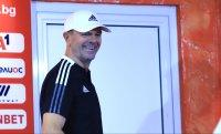Стойчо Младенов преди мача с Рома: Давам пример на играчите със Стоичков