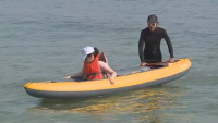 Състезание по водни спортове във Варна в помощ на деца с увреждания