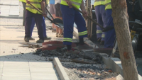 Напрежение в село Червена вода заради ремонт на пътя