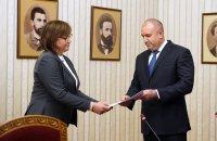 БСП върна неизпълнен третия мандат на Румен Радев