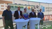 Атлети и футболисти ще се подготвят в Благоевград