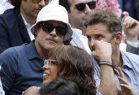 Плеяда от холивудски величия изгря на финала на US Open (Снимки)
