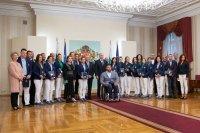 Президентът удостои с Почетен знак олимпийските и параолимпийските ни медалисти