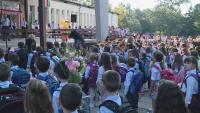 Повече първокласници във Варна тази година