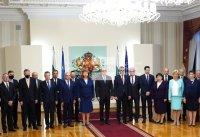 Президентът обяви състава на новия служебен кабинет (ВИДЕО)