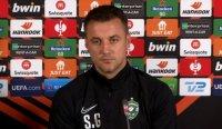 Станислав Генчев говори пред медиите, още чакат информация за Дамбраускас