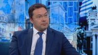 Даниел Митов: Не съм кандидат на ГЕРБ за президентските избори