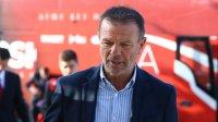 Стойчо Младенов: Трябва да се справим, очаквам позитивен резултат срещу Рома
