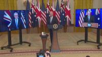 САЩ, Великобритания и Австралия обединяват сили с пакт за сигурност