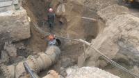 Тежка авария остави половин Хасково и 5 села без вода
