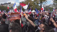 Протести срещу ковид мерките в Европа