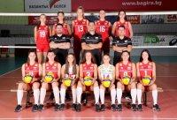Българският национален отбор за девойки замина за Световното в Мексико