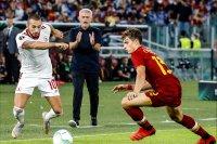 Жозе Моуриньо с красноречив жест към Стойчо Младенов след мача