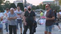 Протест срещу мръсния въздух в Русе