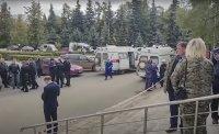 снимка 4 6 загинали и 30 ранени при стрелба в университета в руския град Перм