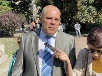 Гешев: Разследването срещу Борисов за заплаха е при наблюдаващия прокурор