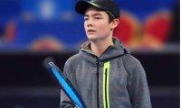 Джордж Лазаров е най-младият тенисист в световната ранглиста на АТР