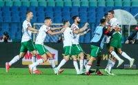 България със значителен прогрес в ранглиста на ФИФА