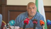 Борисов: Целта на ГЕРБ е да е в управлението