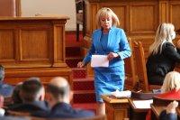 Мая Манолова завежда дело за подслушванията