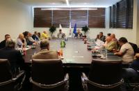 БФС, ПФЛ и АФЛ обсъдиха подготовката за извънредния Конгрес