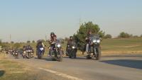 В Русе премина мотошествие в памет на загиналите и пострадалите мотористи