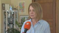 Фандъкова за смяната в СОС: Вярвам, че Георги Георгиев ще се справи с тази роля