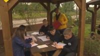 Какви са ползите от класна стая на открито