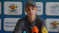 Изабела Янкова триумфира със Световната купа за девойки в планинското колоездене