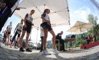 Безгрешни двойни шампиони на държавното по летен биатлон