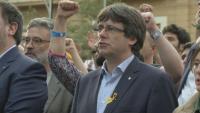 Арестуваха каталунския сепаратист Карлес Пучдемон в Италия