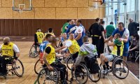 Финалът на Държавното първенство по баскетбол на колички е на 3 октомври