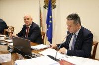 Стоилов и Гешев обсъдиха промяната за Бюрото по защита на свидетели